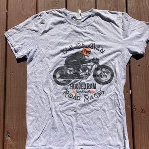 Isle of Man 2018 motorcycle racing t-shirt